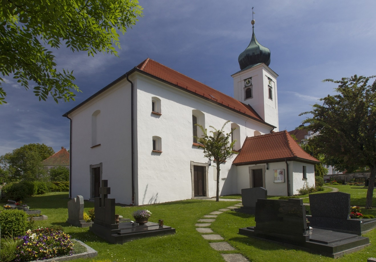 St. Peter und Paul Puechersreuth