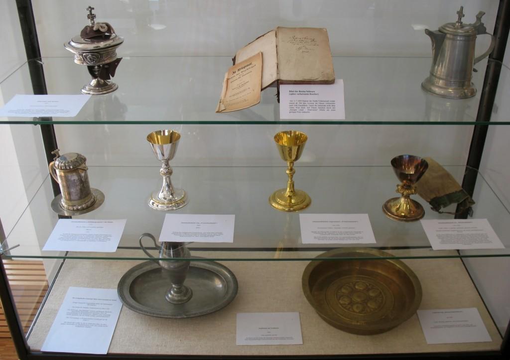 Die Ausstellung zur Reformation in der Oberpfalz wanderte von Vohenstrauß aus durch das Dekanat
