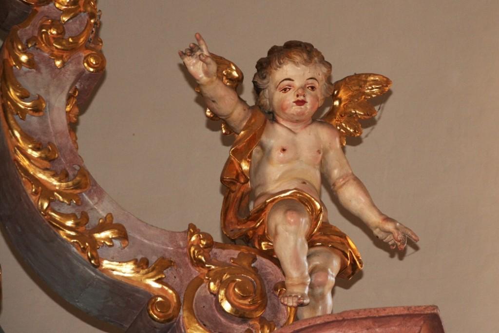 Engel am Wildenreuther Altar