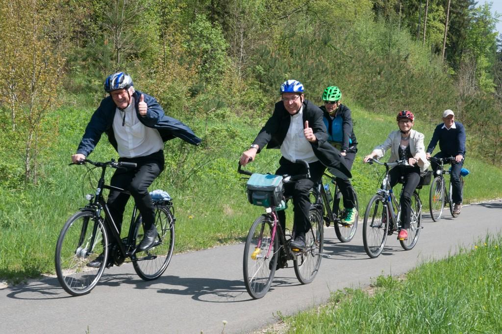 Auf dem Weg von Sulzbach-Rosenberg nach Illschwang