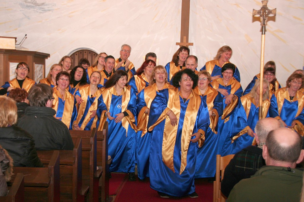 Gospelgottesdienst in Wernberg