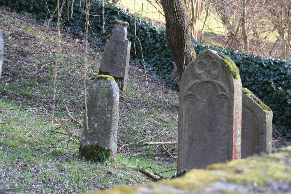 Jüdischer Friedhof in Floss (Foto: Götte)