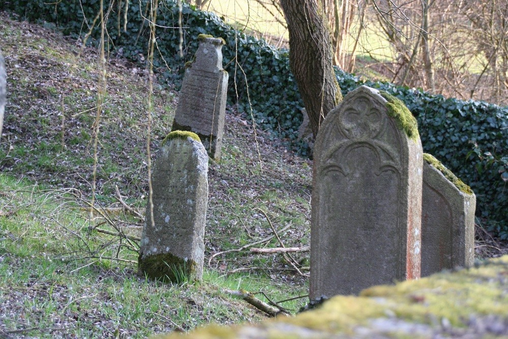 Jüdischer Friedhof in Floss