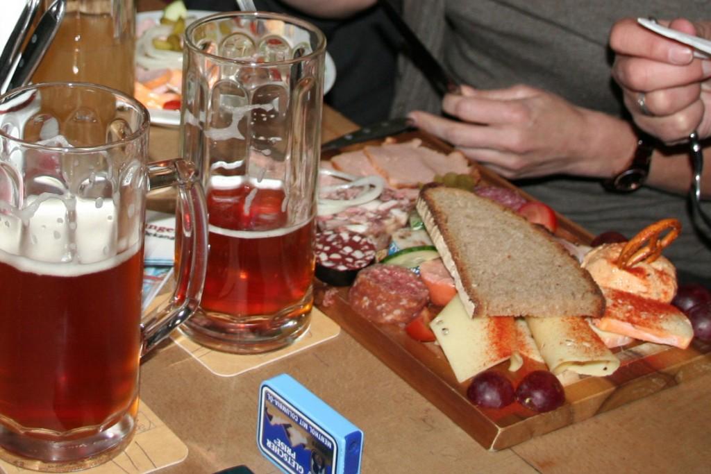 Beim Lutherzoigl in Weiden musste niemand hungrig oder durstig bleiben.