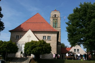 Lutherkirche Erbendorf
